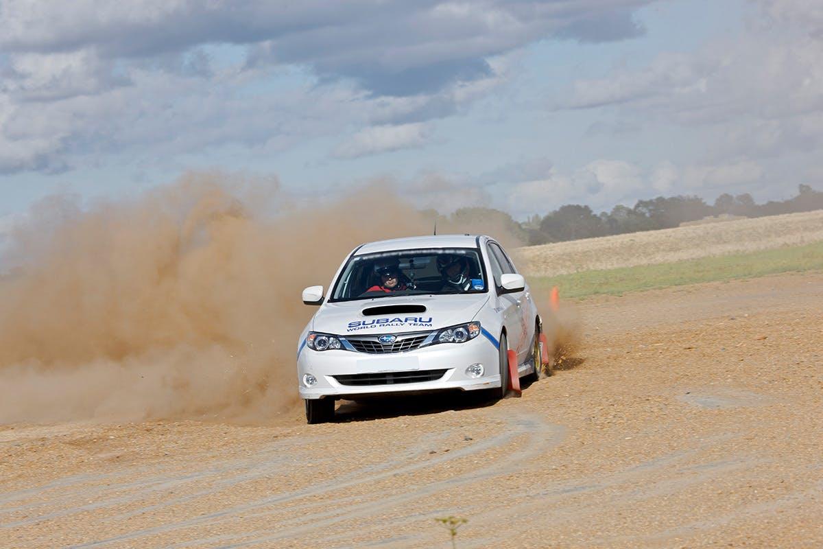 Rally Thrill
