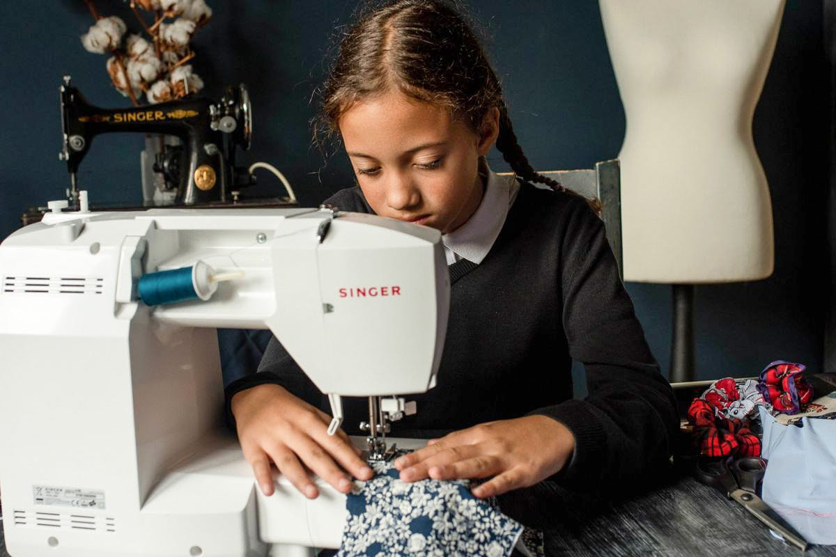 SEWING AND FASHION DESIGN ONLINE COURSE FOR CHILDREN