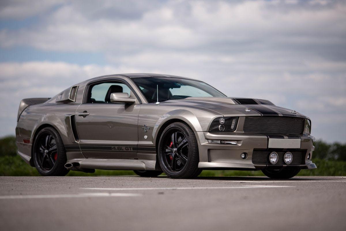 Shelby GT500 'Eleanor' vs Bullitt Mustang Driving Experience