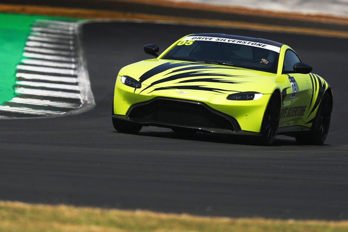 Silverstone Aston Martin Experience