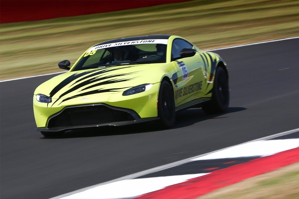 Silverstone Aston Martin Thrill