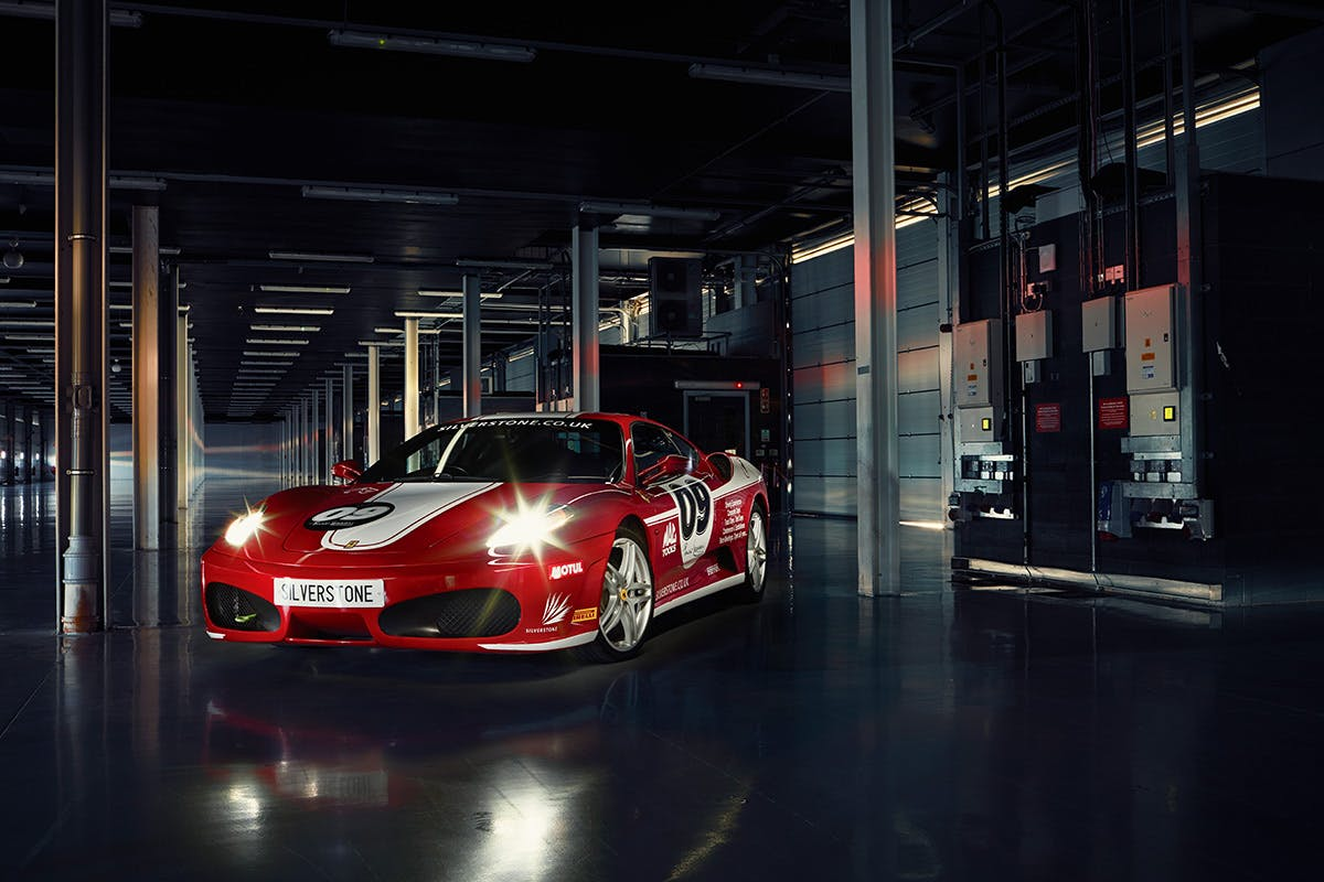 Silverstone Ferrari Thrill