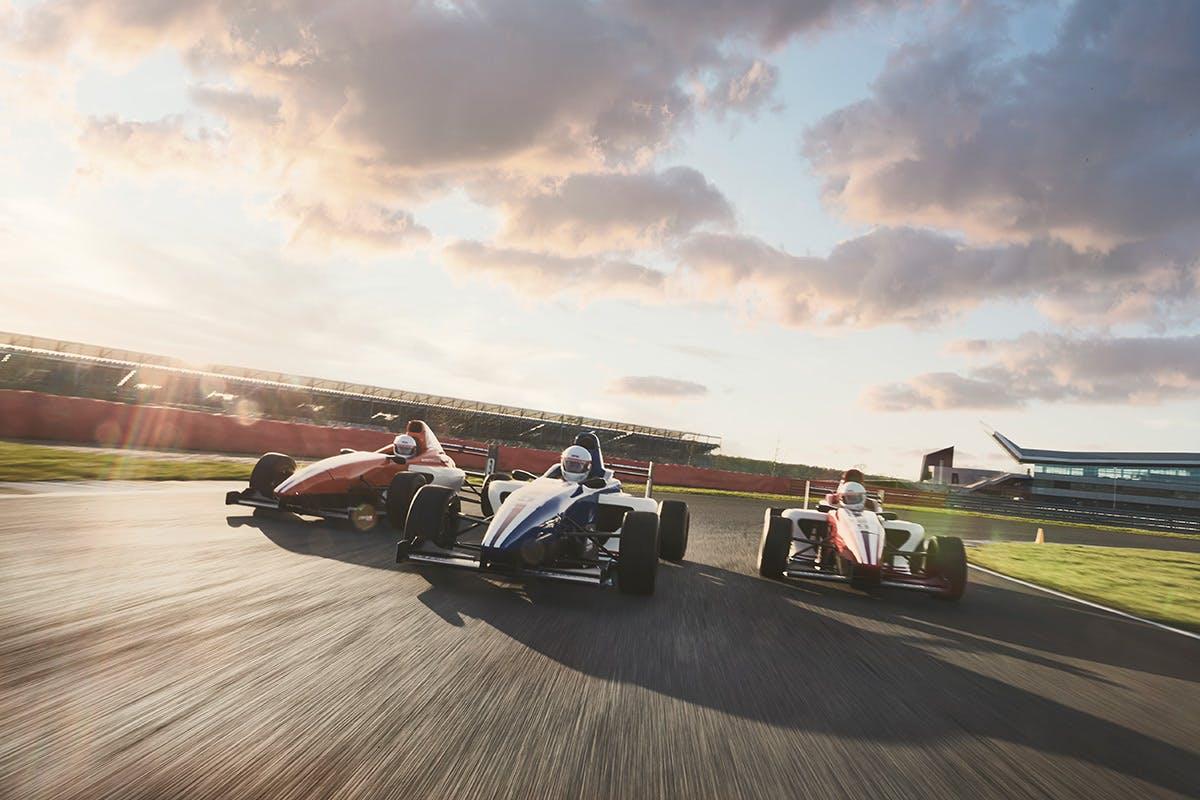 Silverstone Thrill Choice