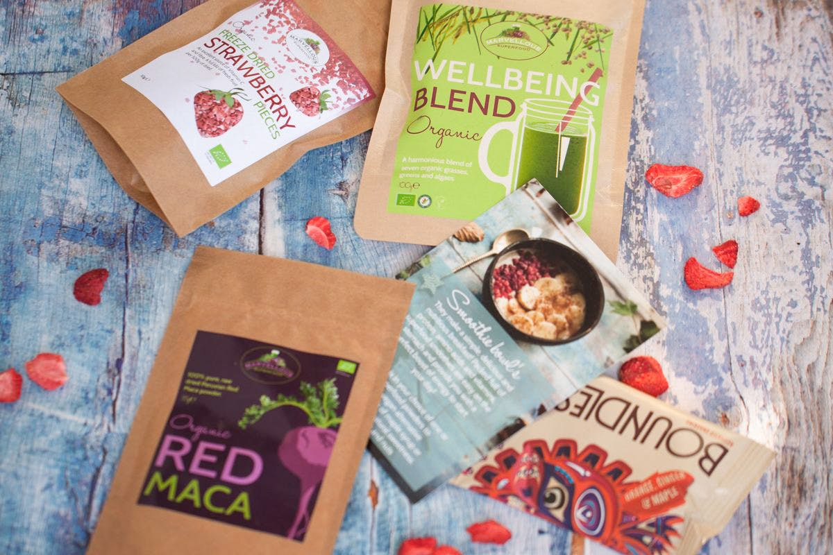 Superfood Surprise Selection Box