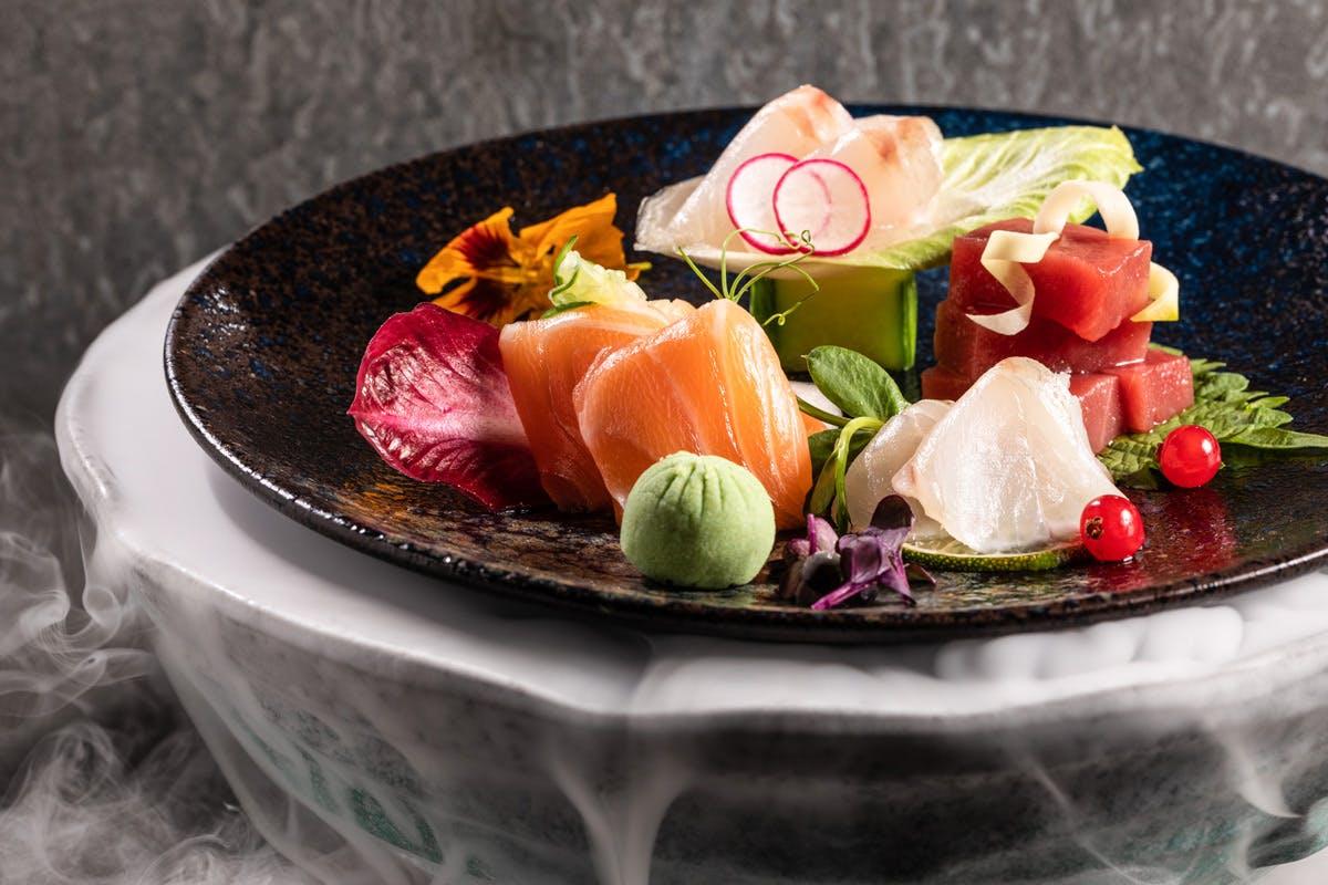 Sushi Masterclass at The Prince Akatoki, London