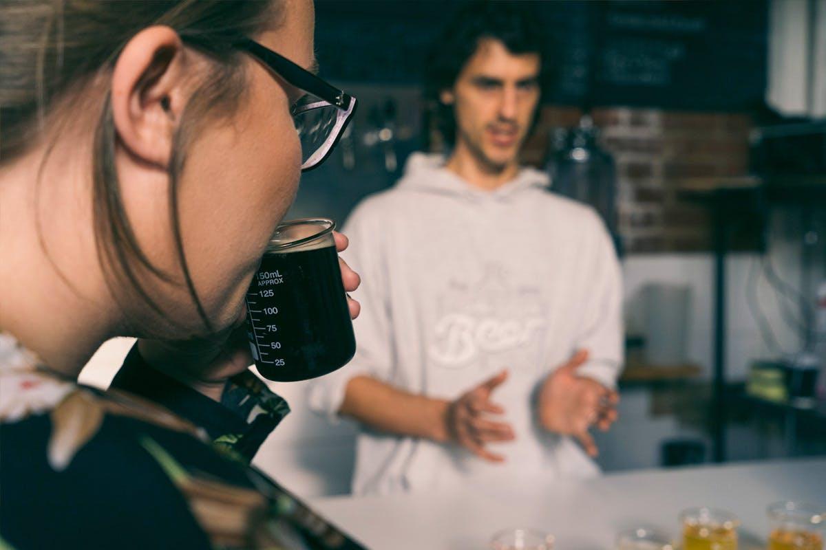 Taste Ten Craft Beers at London Beer Lab