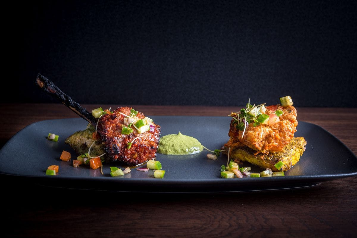 Tasting Menu with a Glass of Prosecco for Two at Vaasu by Atul Kochhar