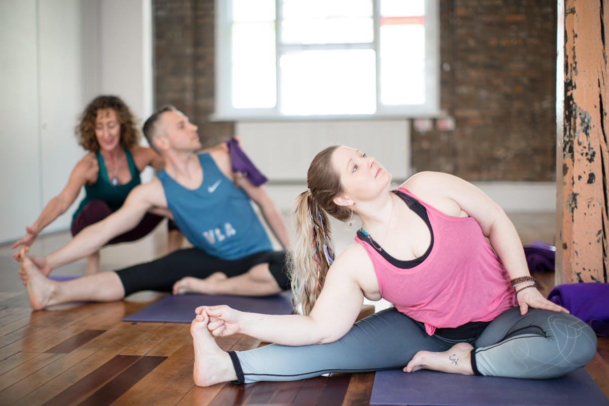 Ten Classes at triyoga, London's Top Destination Yoga Centres