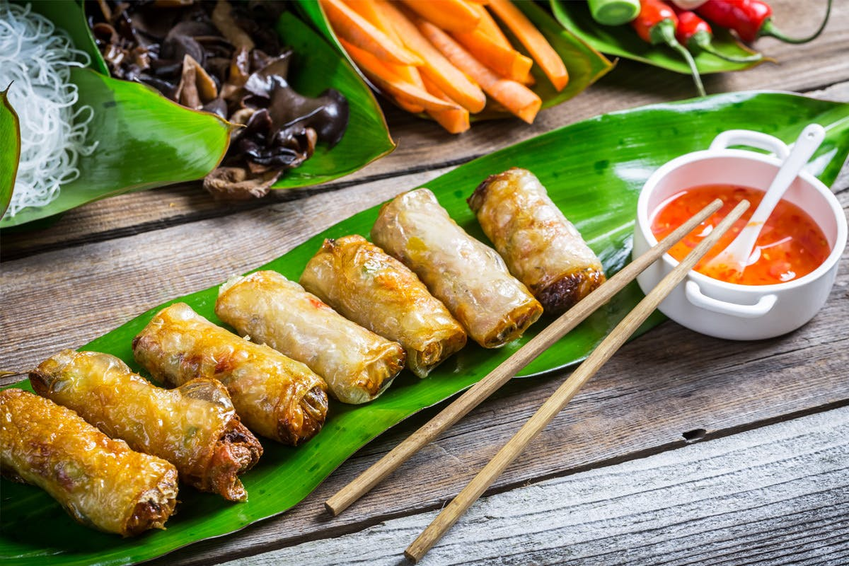 Thai Explosion Class for Two at the Smart School of Cookery
