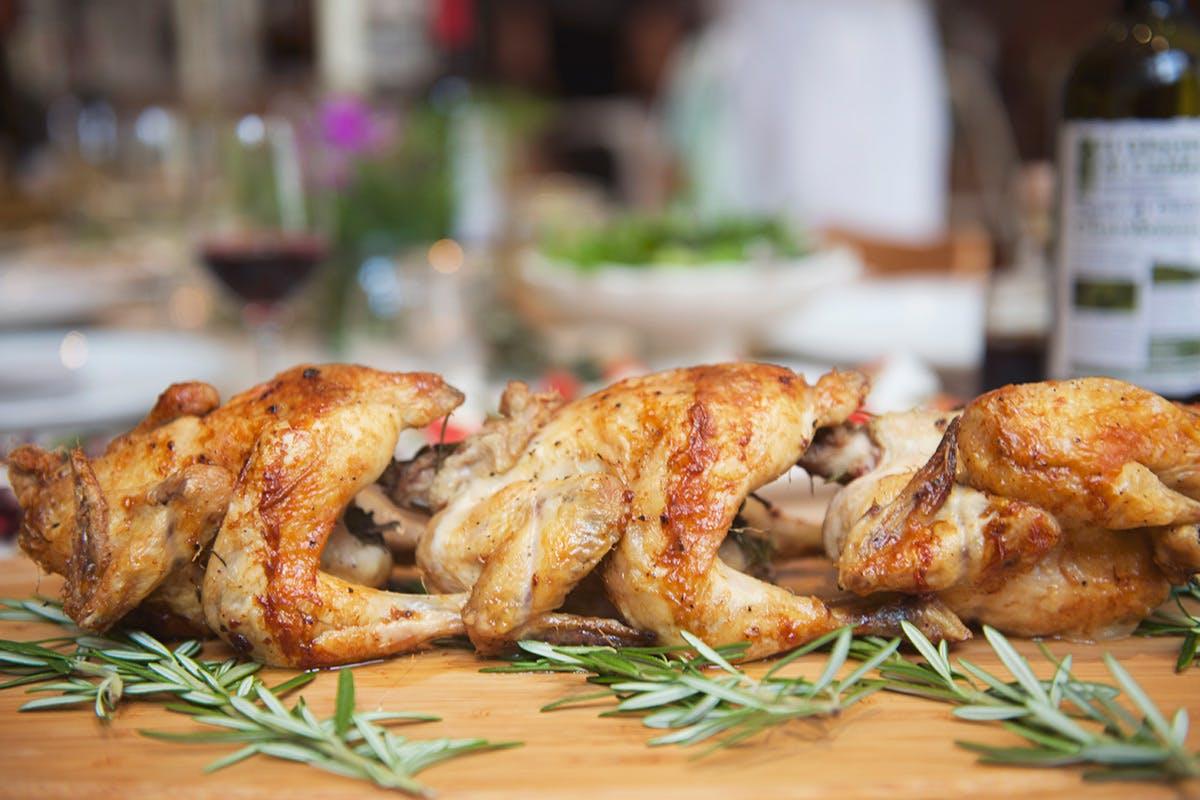 The Caldesi Trattoria - Informal Italian Cookery Class at La Cucina Caldesi