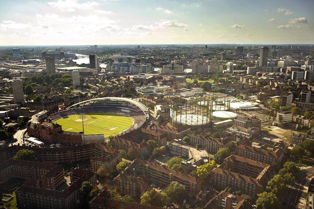 The Kia Oval Cricket Ground Tour for One Adult and One Child