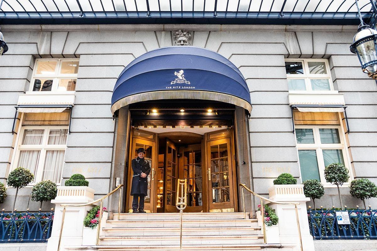 The Ritz London Monetary Voucher of £1000