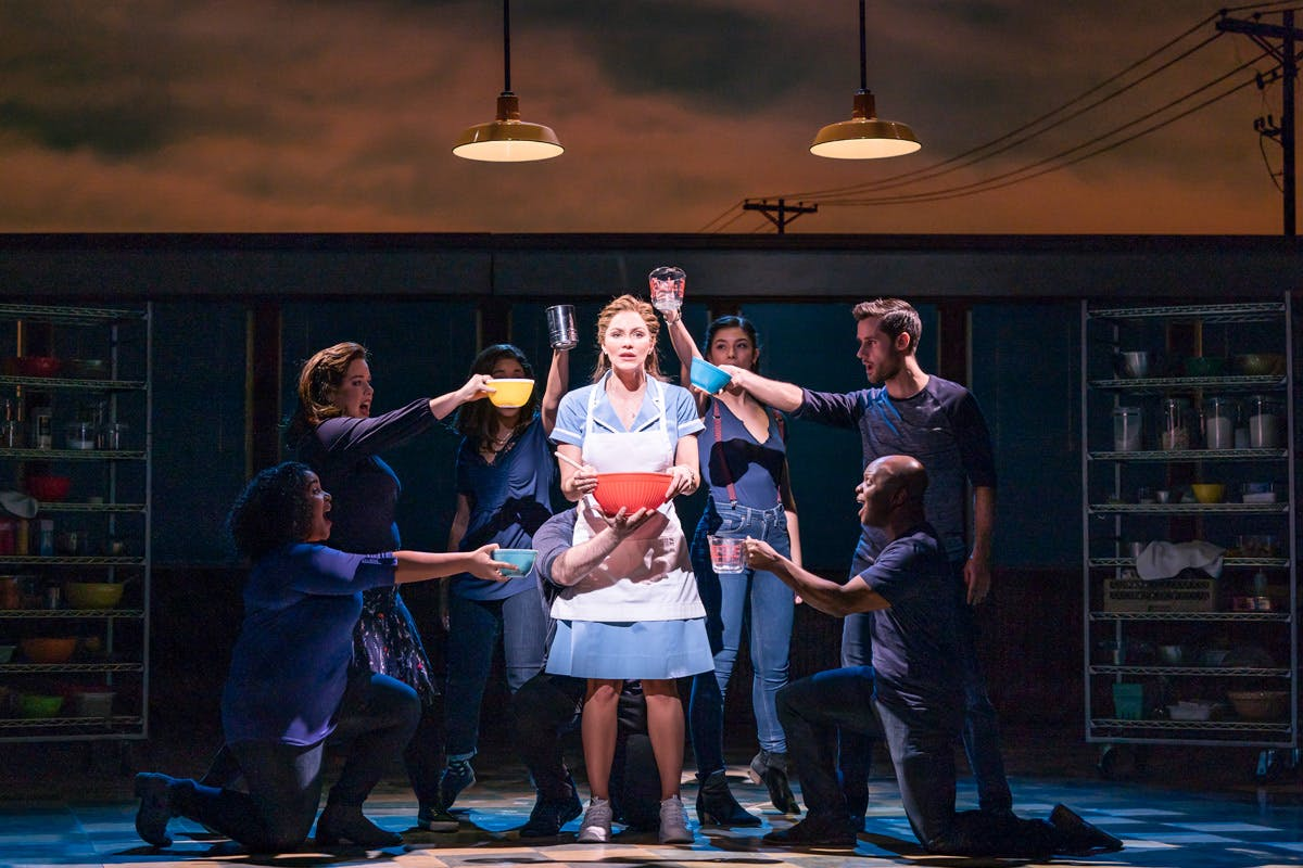 Theatre Lover's Deluxe Choice with Dinner for Two