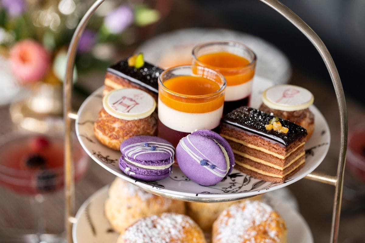 Theatrical Inspired Afternoon Tea for Two at The Swan at The Globe