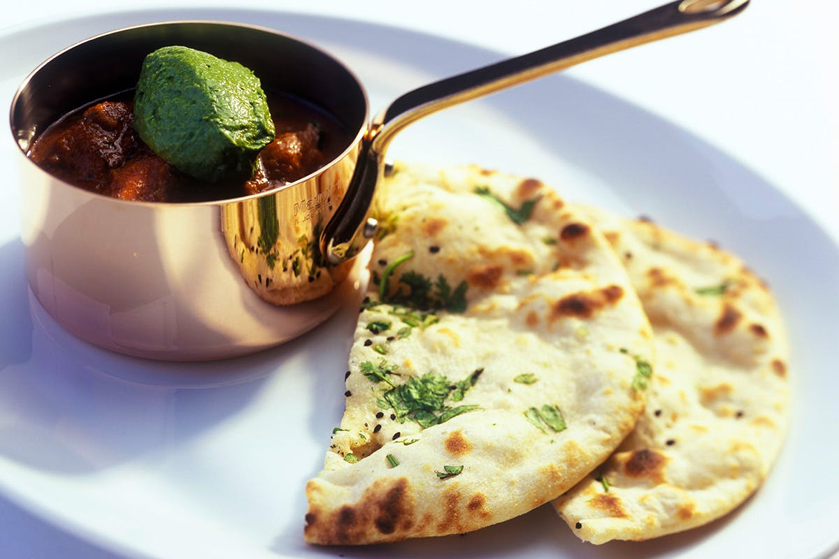 Three Course Dinner with Duo of Paired Wines for Two at Michelin Starred Benares
