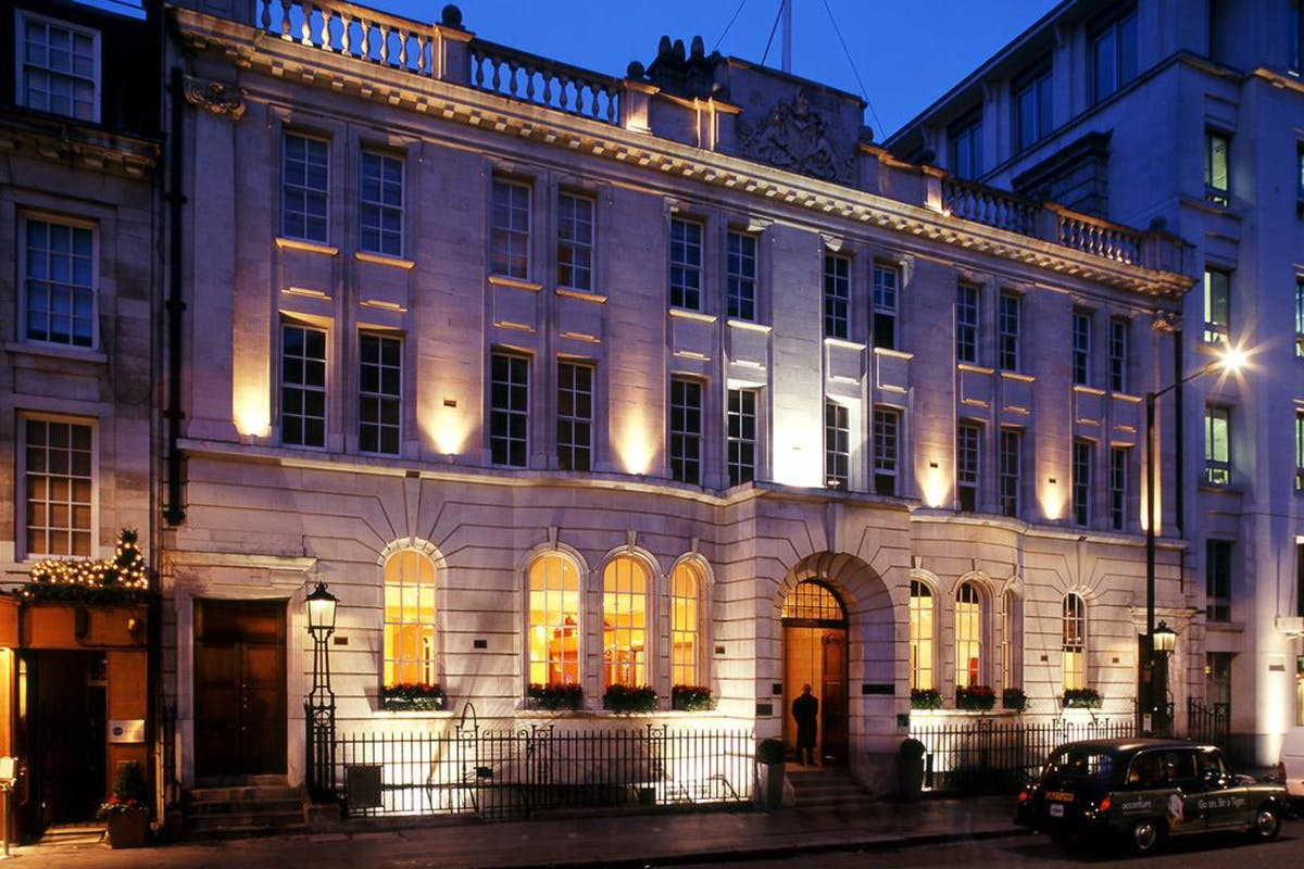 Three Course Meal and Champagne Cocktail for Two at Michelin-Recommended Silk Restaurant