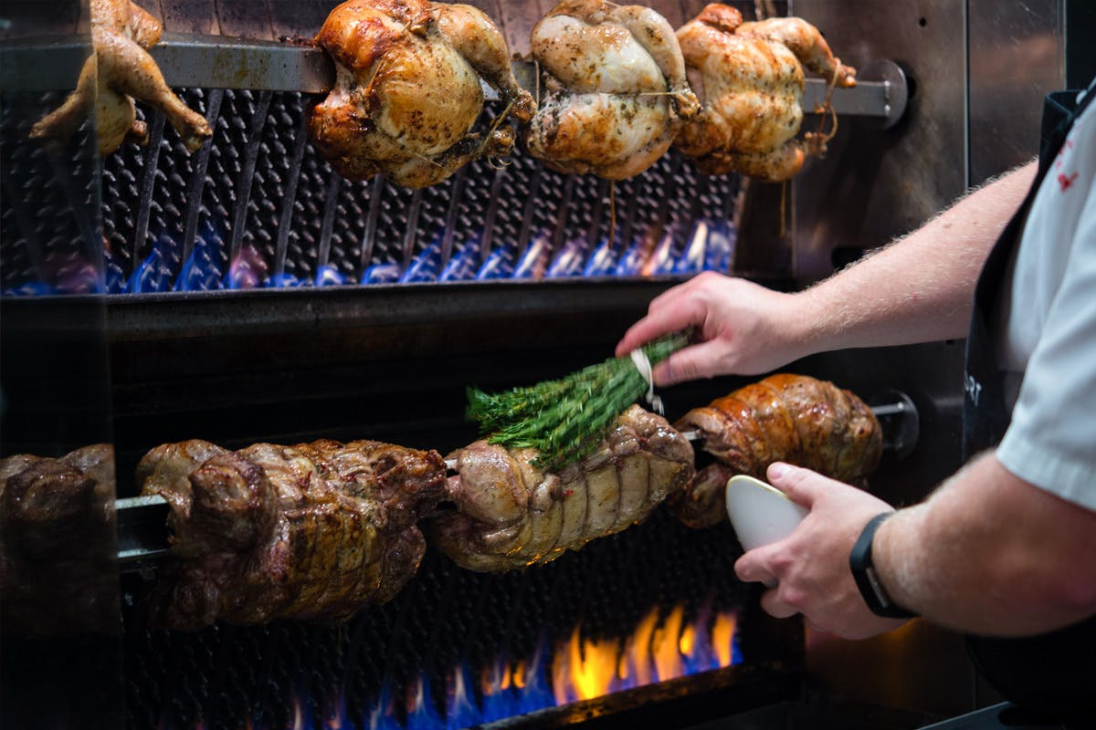 Three Course Traditional Sunday Roast for Two at The Belfry