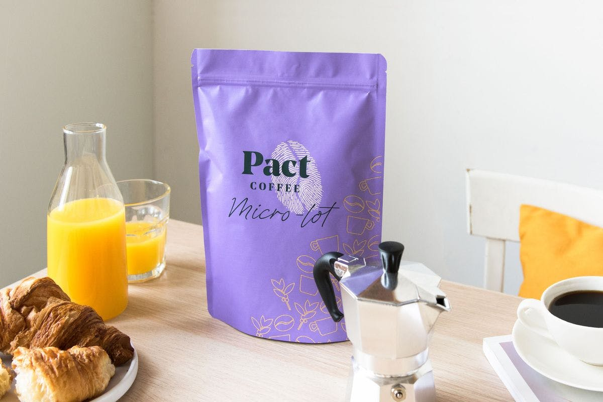Six Month Subscription of Award Winning Pact Coffee