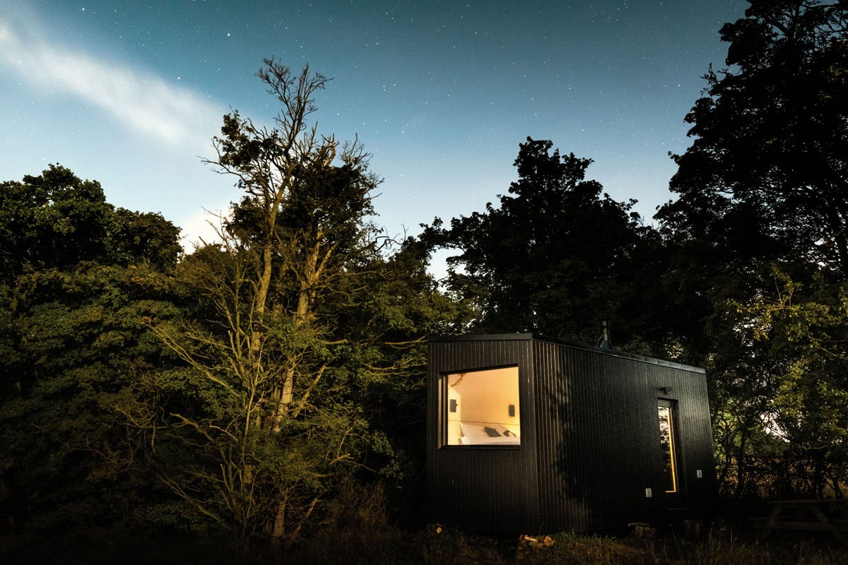 Three Night Digital Detox Break for Two in an Unplugged Cabin