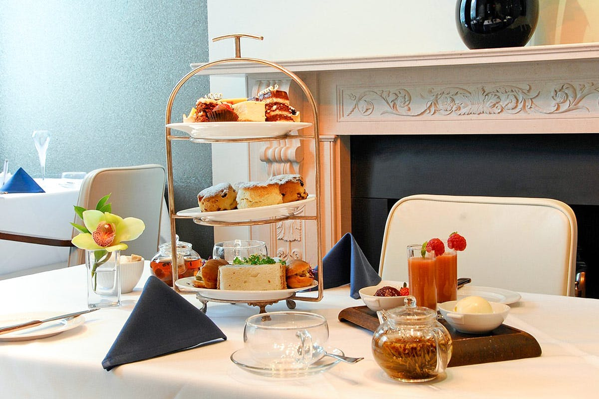 Traditional Afternoon Tea for Two at the 5* Montcalm Hotel, London