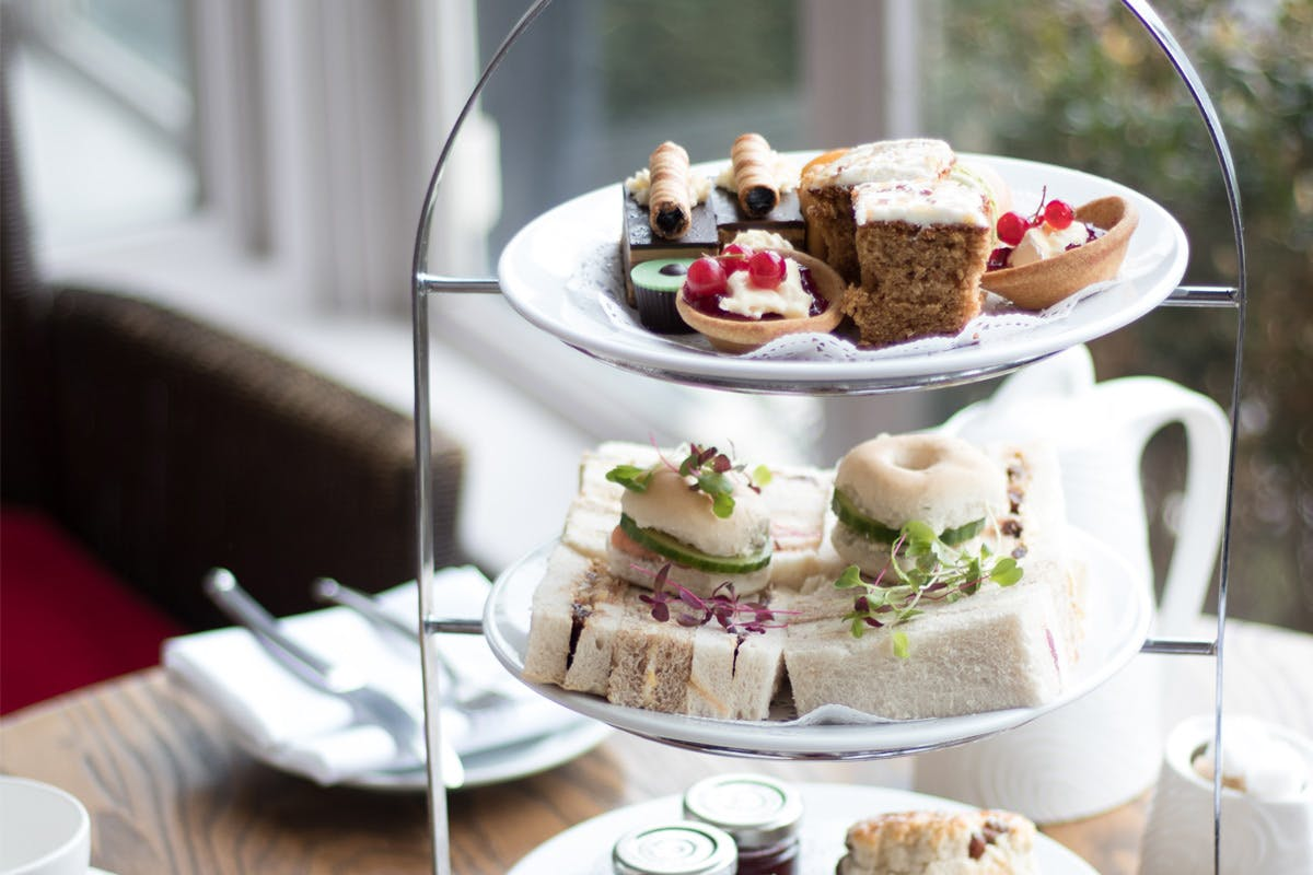 Spa Day With Treatment And Afternoon Tea For Two At Dover Marina Hotel & Spa   Virgin Experience Days Voucher