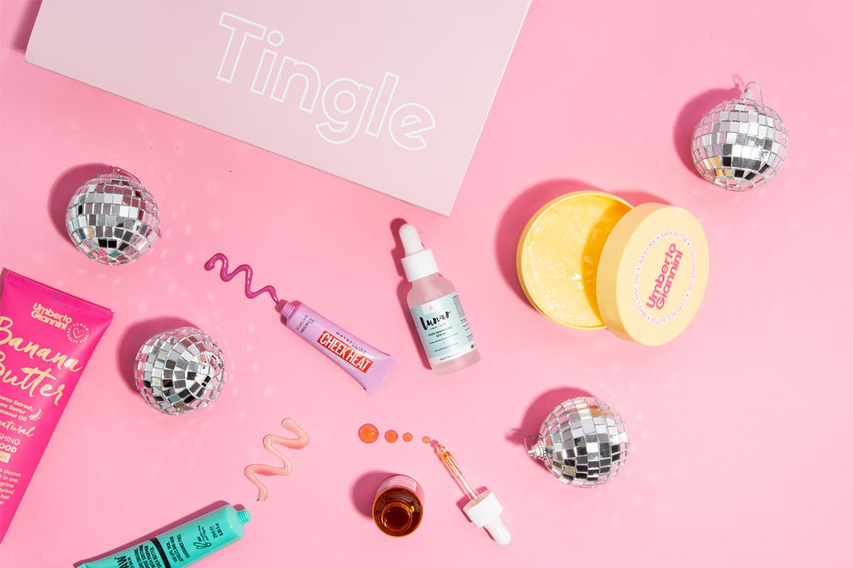 Twelve Month Self-Care Treat Box Subscription with Tingle