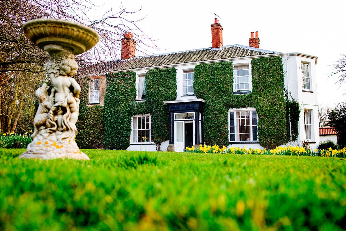 Two Night Coastal Escape and Bottle of Prosecco for Two at The Grove, Norfolk