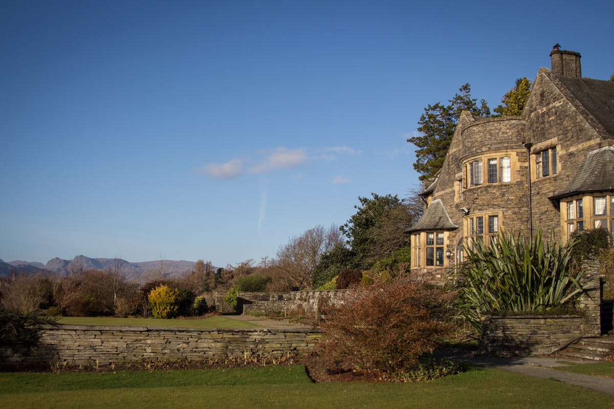 Two Night Lake District Break for Two at Cragwood Country House Hotel, Windermere