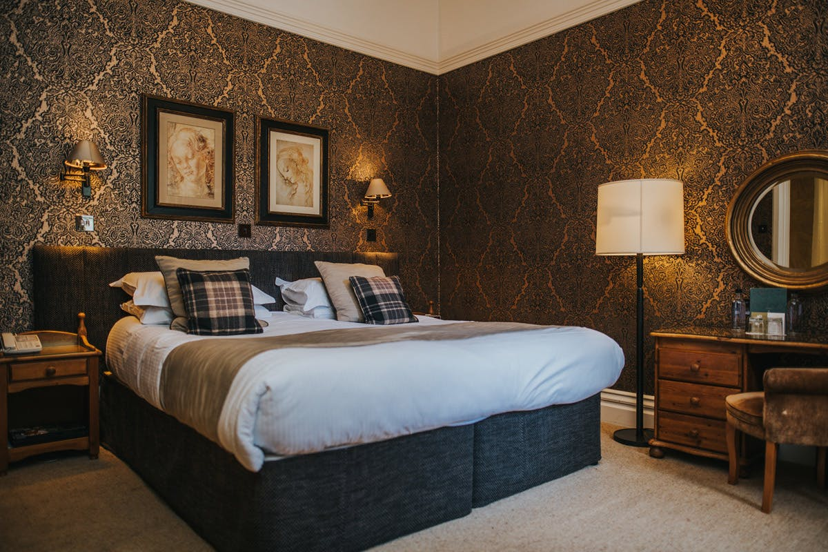 Two Night Lake District Break for Two at Merewood Country House Hotel, Windermere