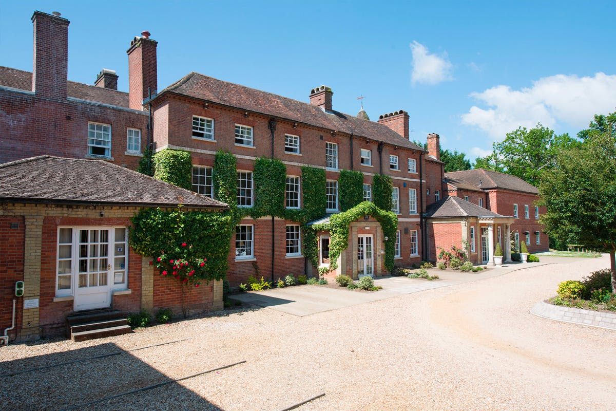 Two Night New Forest Escape for Two at the Bartley Lodge Hotel