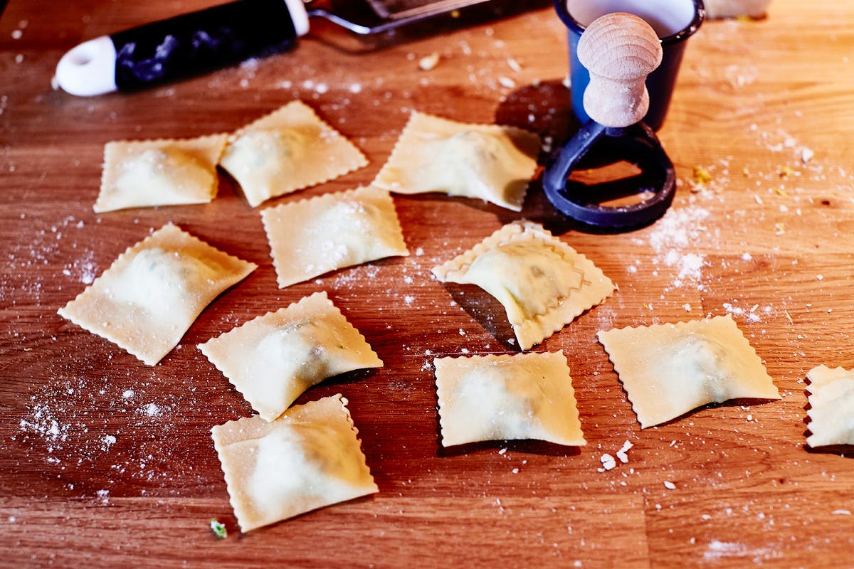 Buy Unbeatable Filled Pasta Class At The Jamie Oliver Cookery School For One - Virgin Experience Days Voucher