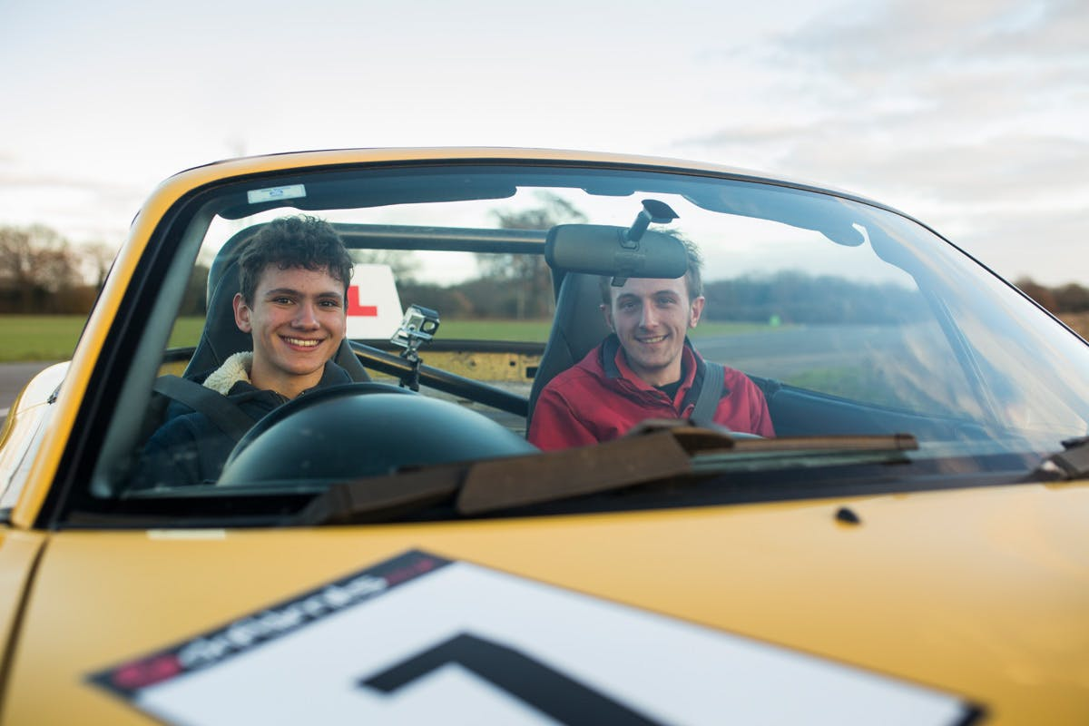 Under 17's MX-5 Motorsport Academy Drive