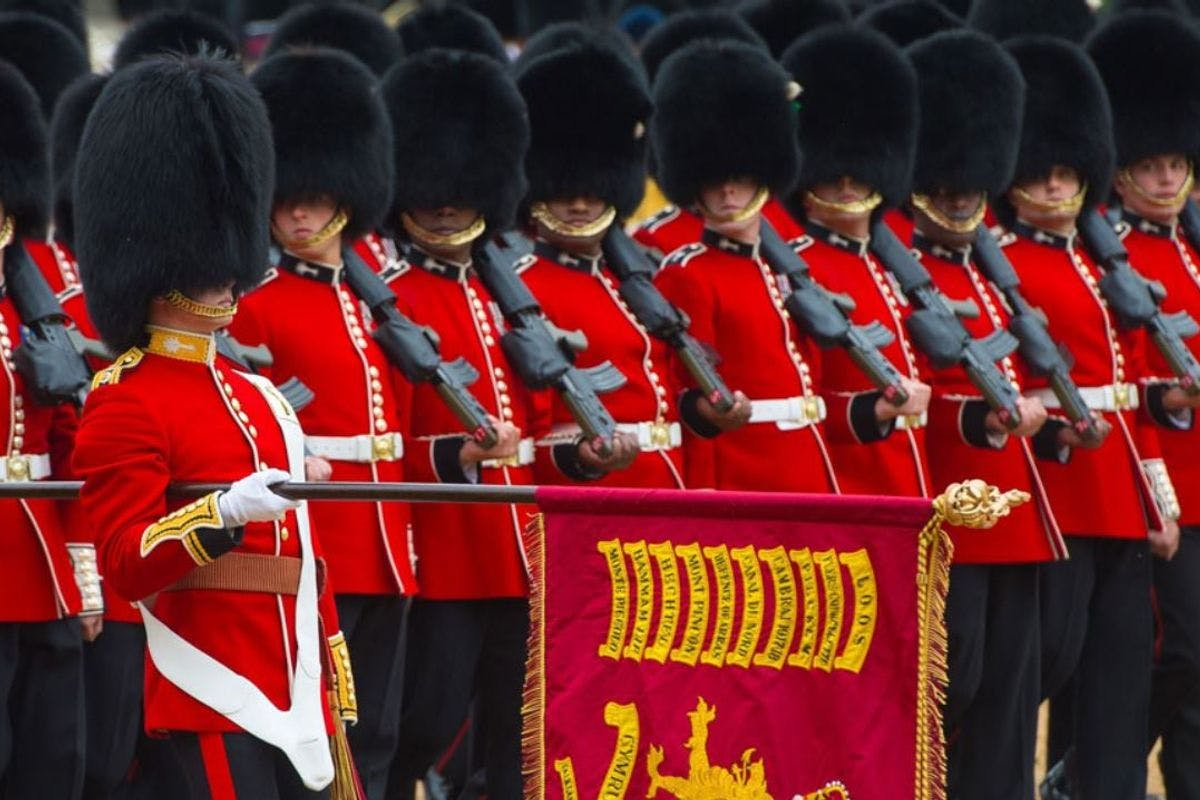 VIP Military Music Spectacular at Royal Horse Guards Parade with Sparkling Picnic Hamper - 22nd July 2021