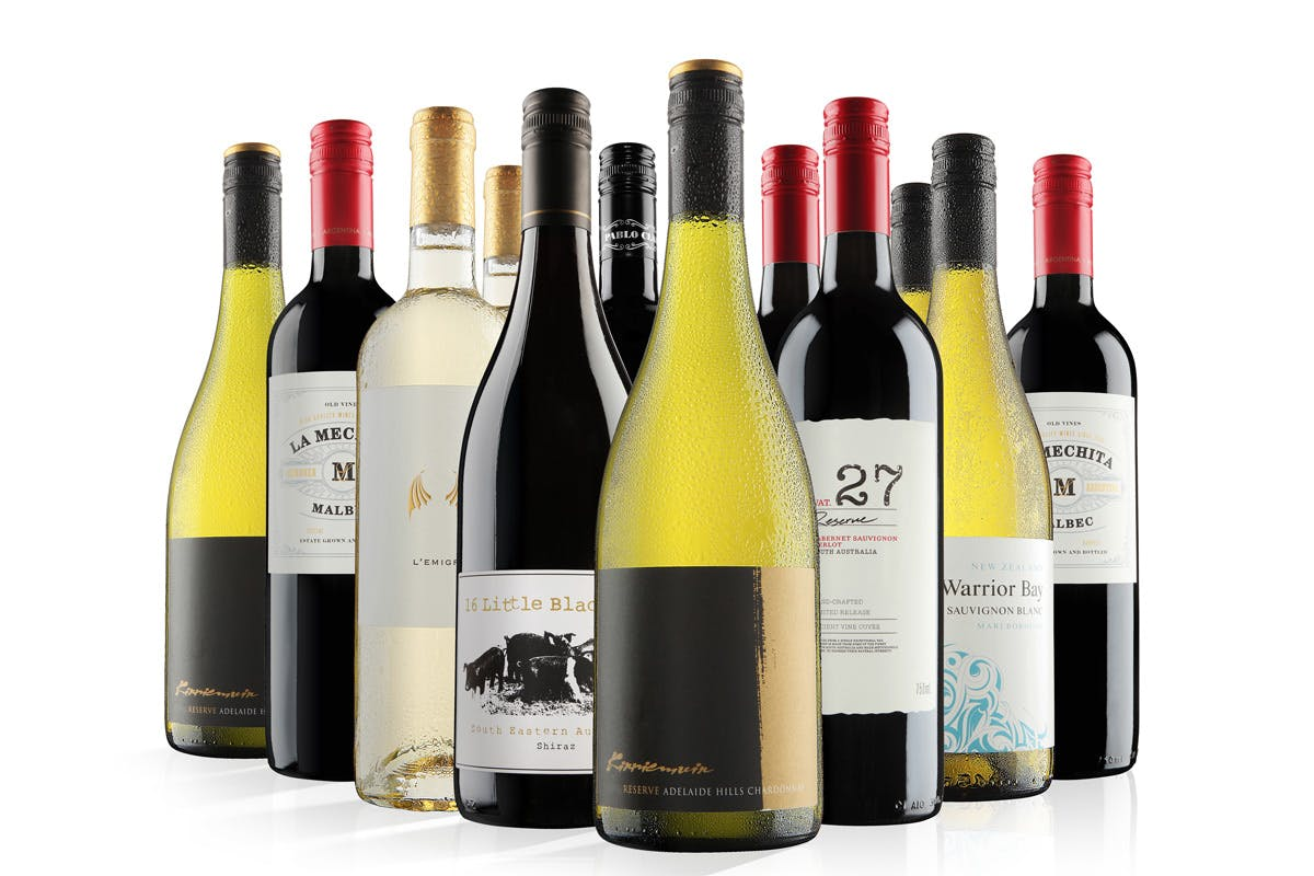 Virgin Wines Luxury Dozen