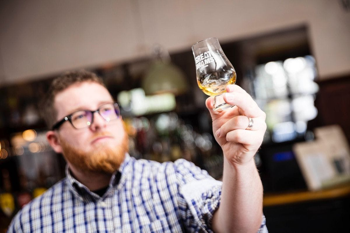 Virtual Whisky Tasting with Great Drams