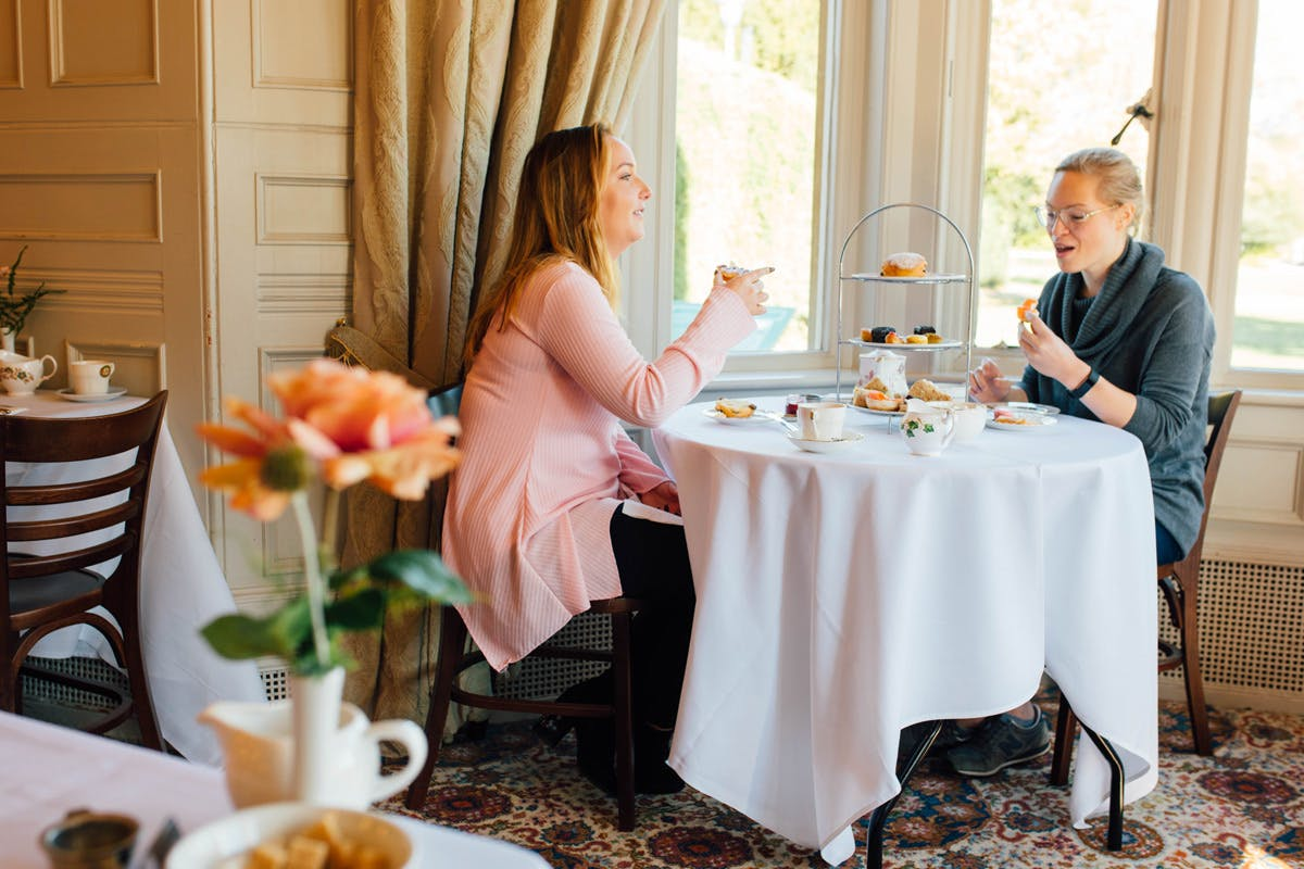 Visit to Bletchley Park and Sparkling Afternoon Tea for Two