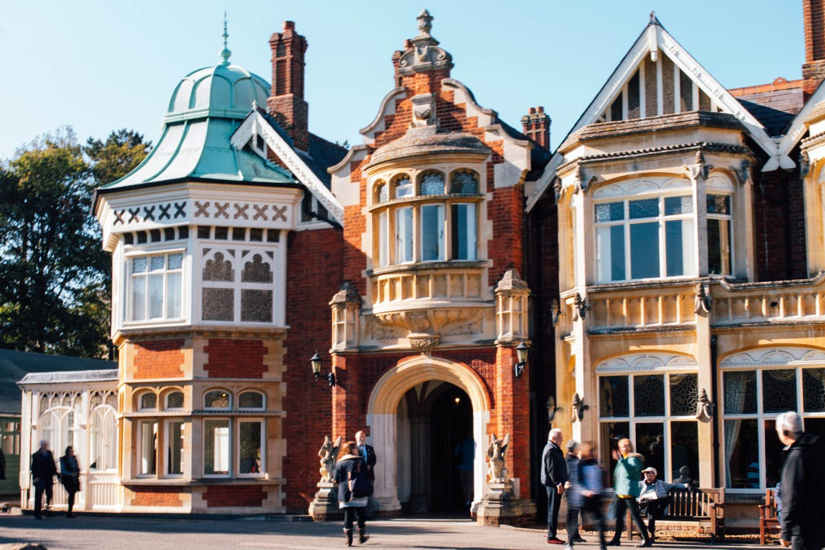 Visit to Bletchley Park for Two