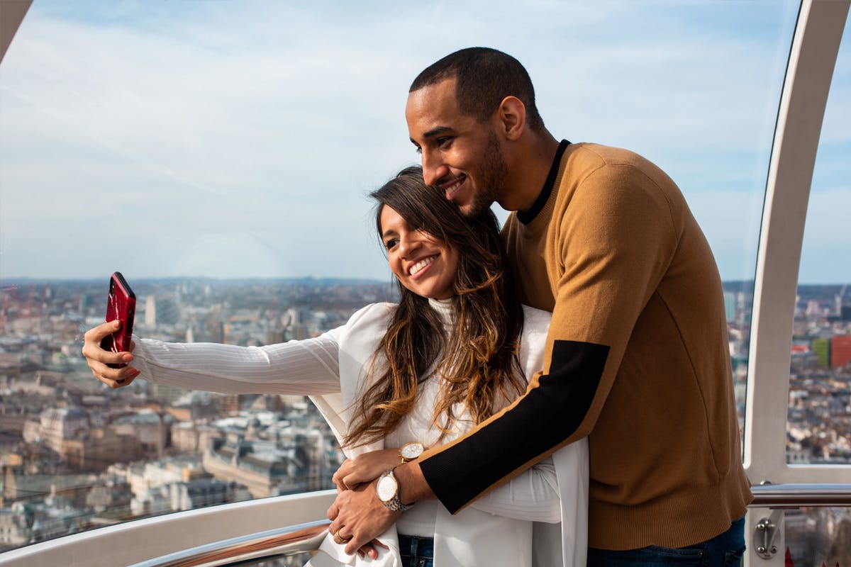 Visit to London Eye - Two Adults