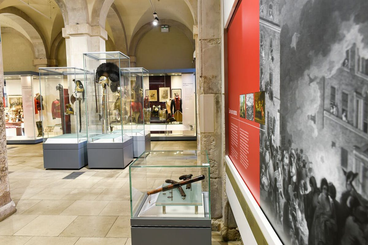 Visit to The Household Cavalry Museum for Two
