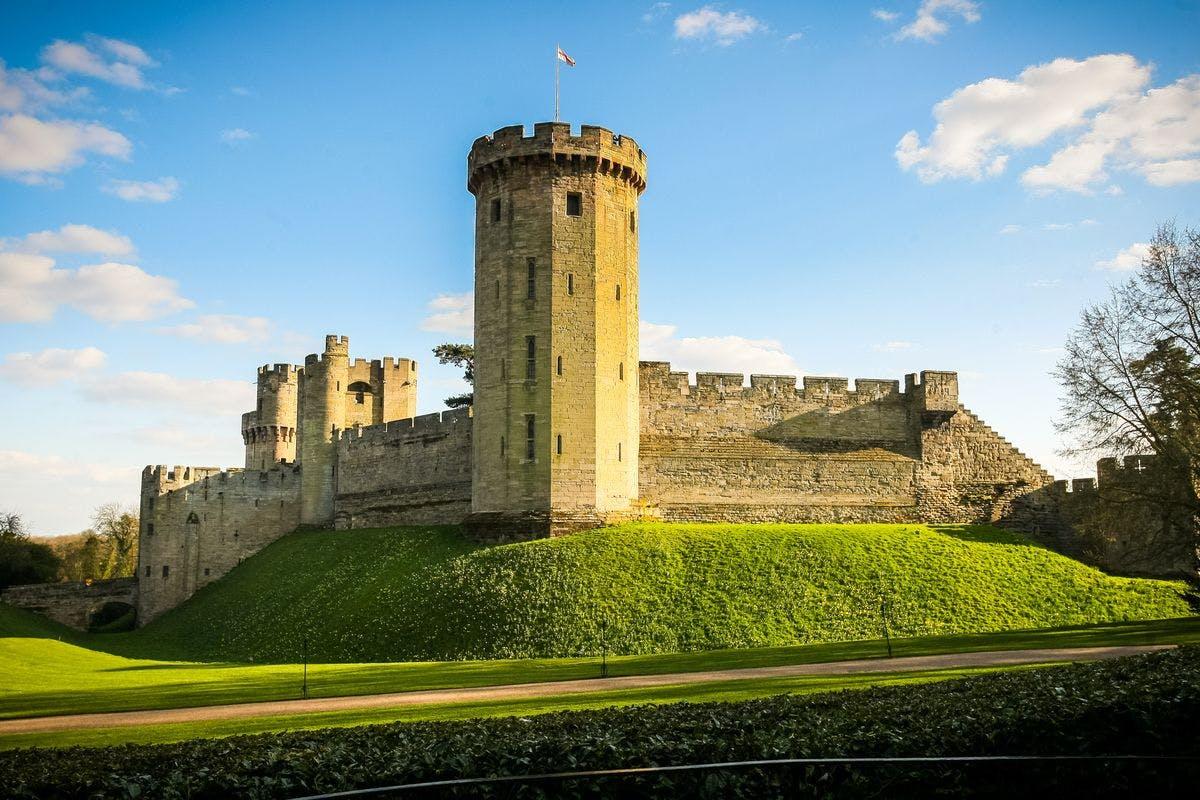 Visit to Warwick Castle