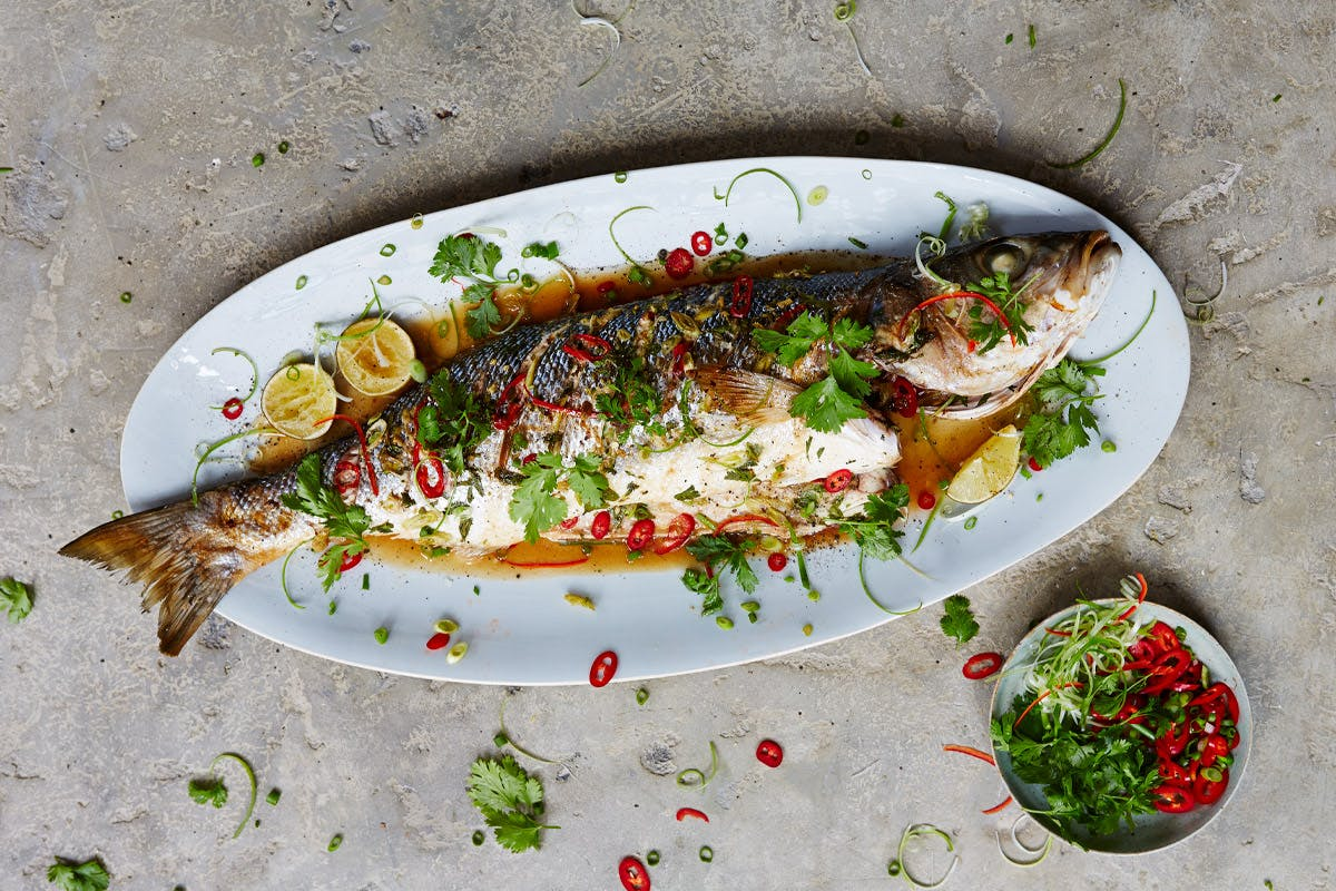 Buy We Love Fish Class At The Jamie Oliver Cookery School For One - Virgin Experience Days Voucher