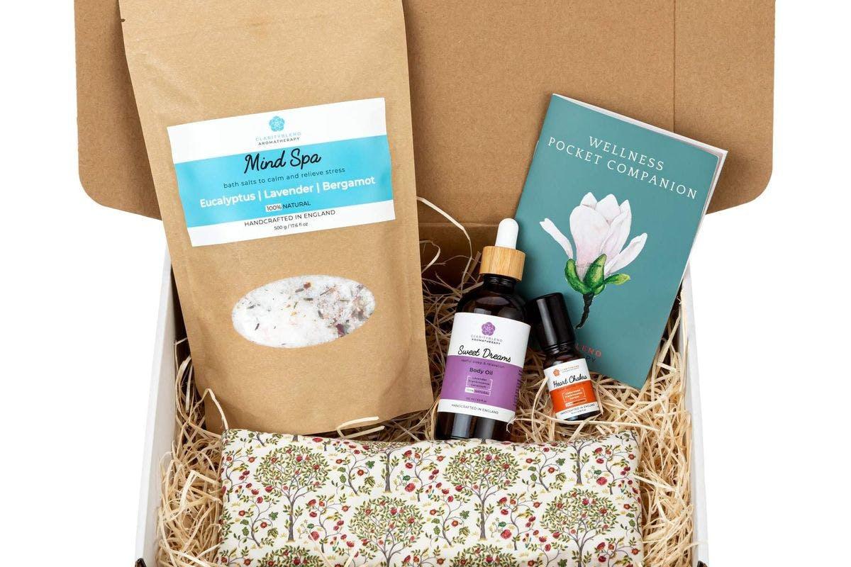 Wellness Aromatherapy Pamper Gift Set
