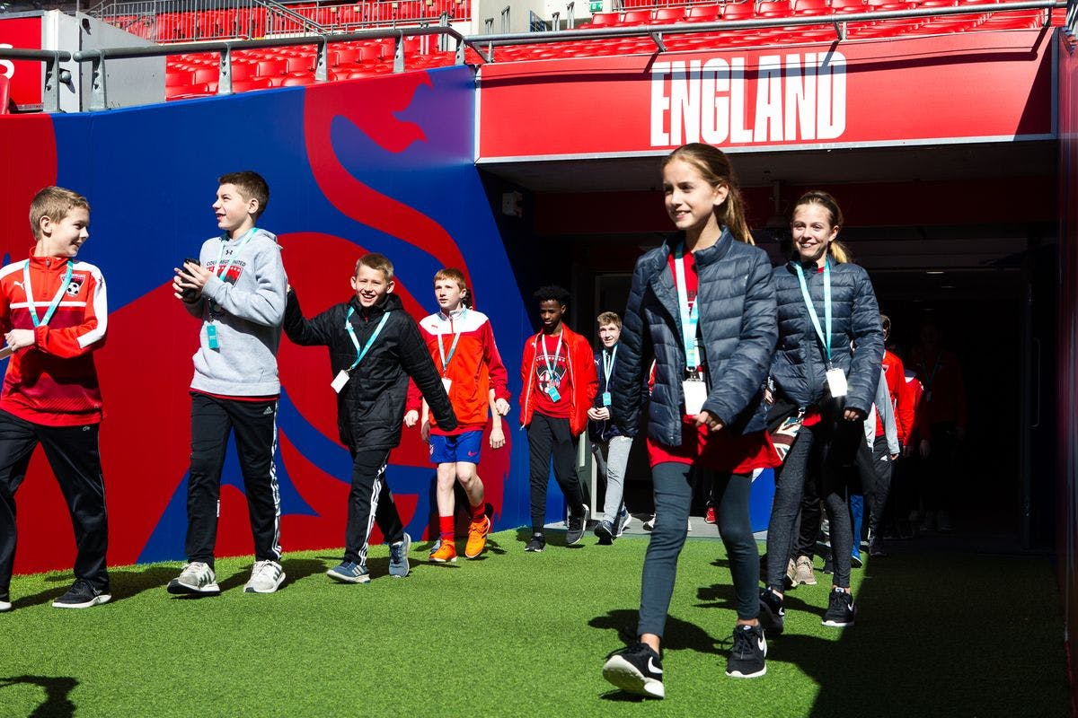 Buy Wembley Stadium Tour For One Child - Virgin Experience Days Voucher