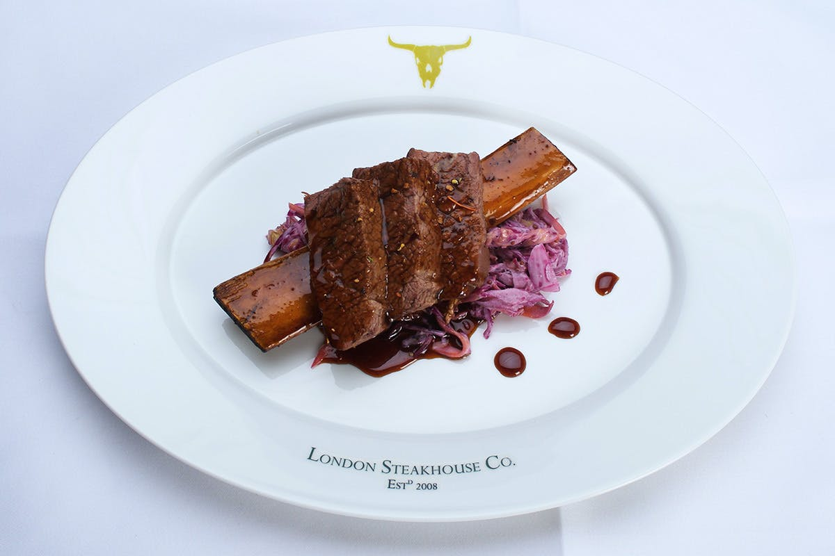 Wine and Dine with Acclaimed Chef Marco Pierre White for Two at the London Steakhouse Co - 26th October 2021