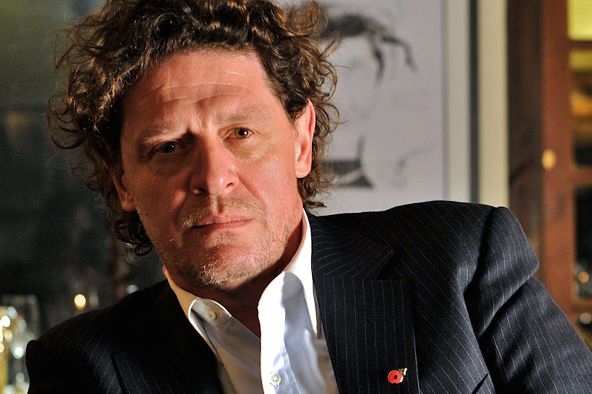 Wine and Dine with Acclaimed Chef Marco Pierre White for Two at the London Steakhouse Co - 5th October 2021