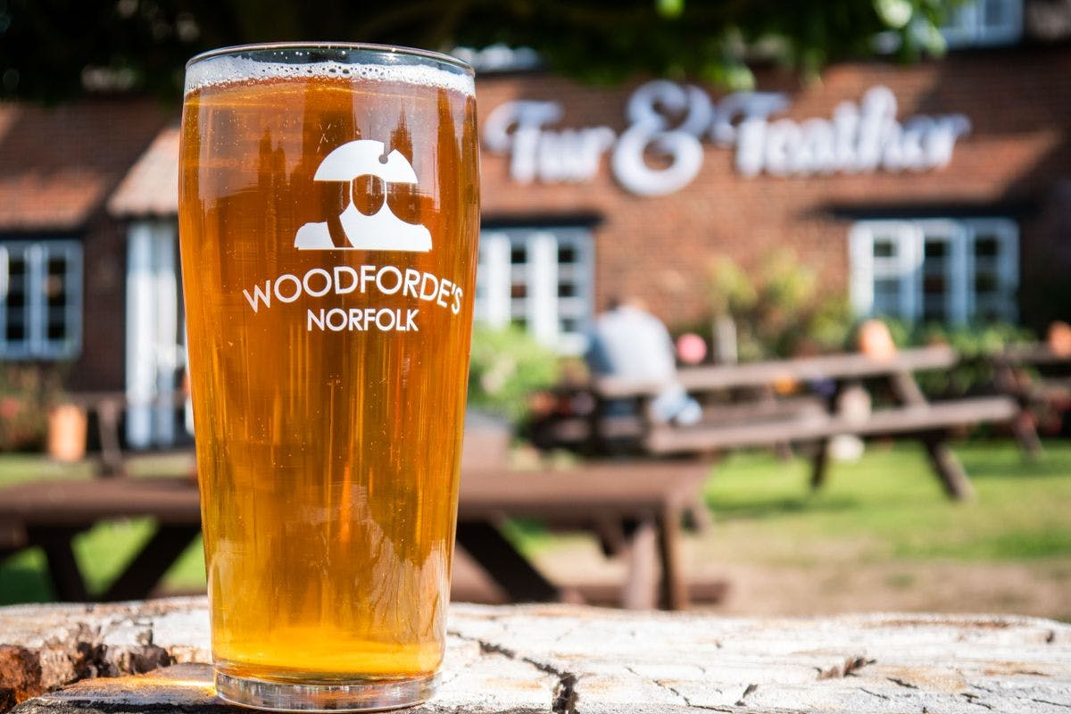 Woodforde's Brewery Tour for Two