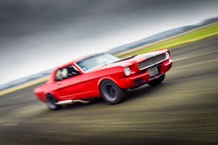 Mustang Blast