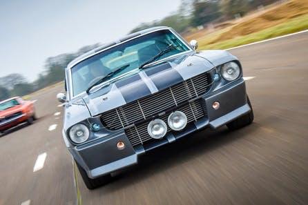 Shelby Mustang GT500 Blast