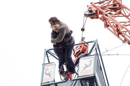 Lovers Leap Tandem Bungee Jump