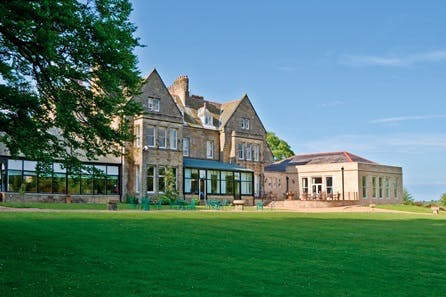 Deluxe Afternoon Tea for Two at Grinkle Park Hotel